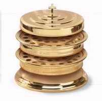Communion Plate Set