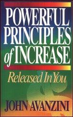 Powerful Principles Increase by John Avanzini