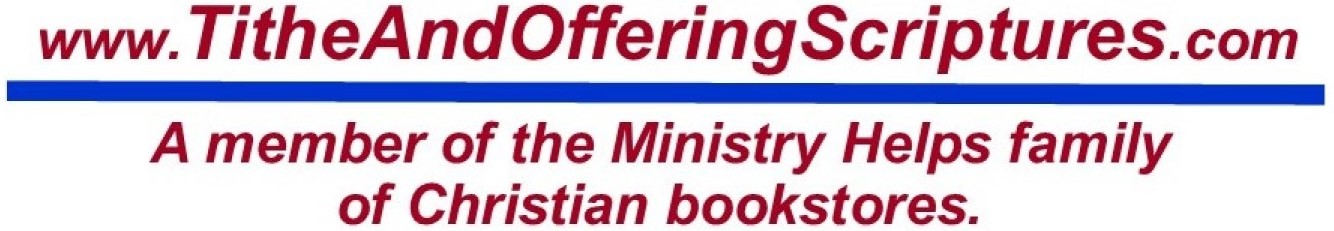 Tithe And Offering Scriptures . com