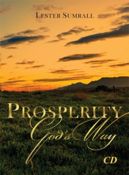 Prosperity Gods Way CD by Lester Sumrall