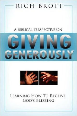 A Biblical Perspective on Giving Generously
