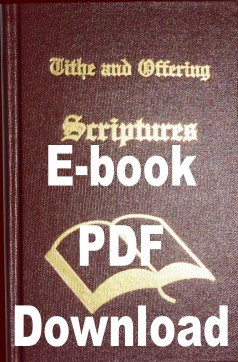 Tithe and Offering Scriptures by Leon Bible e-book